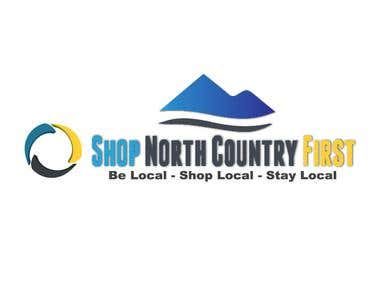Shop North Country First Logo