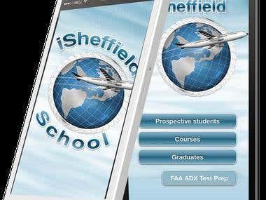 iSheffield (Education app)