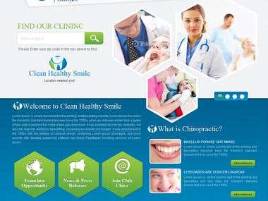 clean healthy smile
