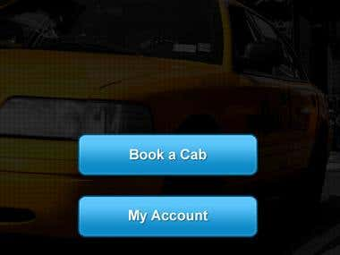 Taxi Reservation System Android App