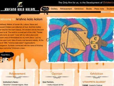 krishnakalakalam(Child development org. website)