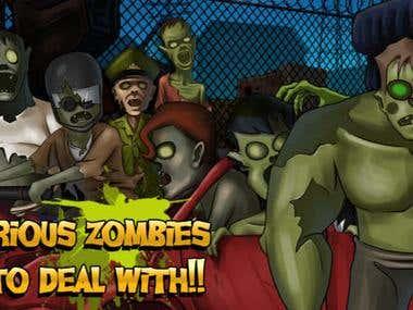 Terrible Zombie Game