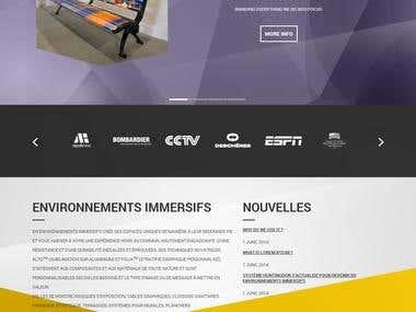 SH - Immersive Environments