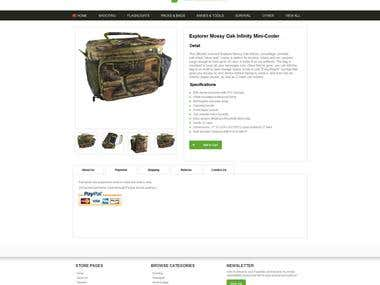 eBay Listing Template - Deal Sergeant
