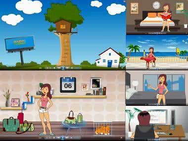 holidaysplanner.com sales video