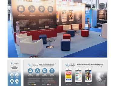 Corporate Exhibition Stand Design