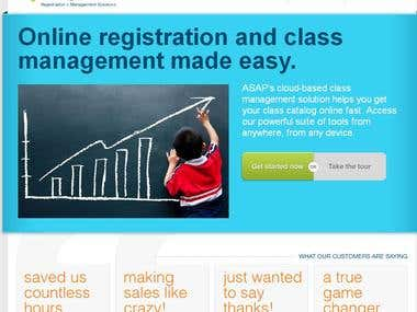 ASAP ( Administrative Software Application)