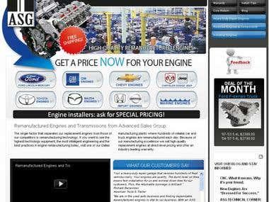 ASG ( Advance Sales Group )