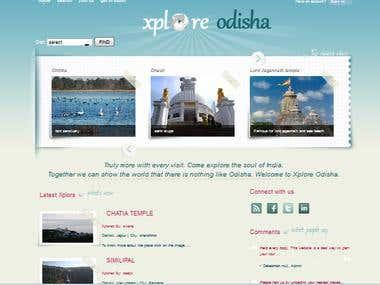 Explore odisha