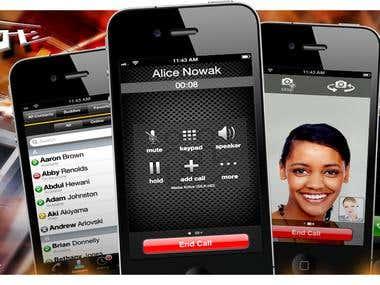 Dial91 iPhone App