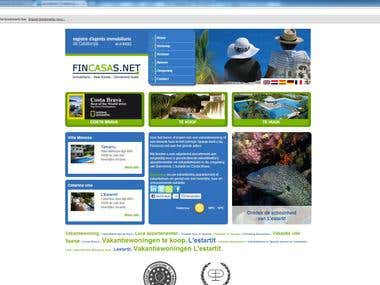 Rent/Sale Holiday Homes & Properties - Fincasas.net