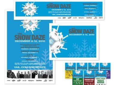 Vail Resorts SnowDaze