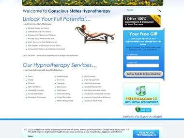 Conscious State Hypnotherapy