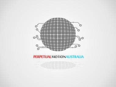 logo perpetual motion australia
