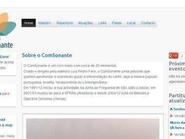 Website - comsonante.org