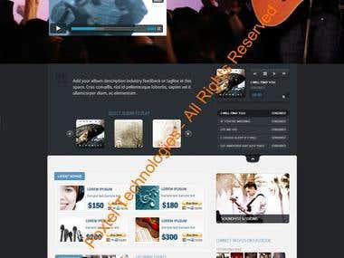 Poxtel Technologies Portfolio