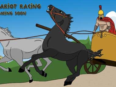 2D Chariot Racing