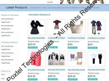 Poxtel Technologies Portfolio 3