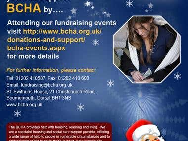 BCHA Email Newsletter design