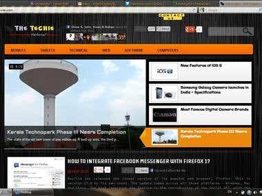 Personnal Blog http://www.tech-wiki.com/