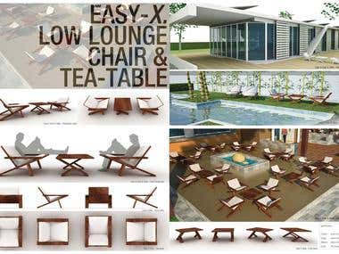 Contemporary ~ Modern Furniture by PS