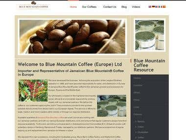 Blue Mountain Coffee (Europe) Ltd