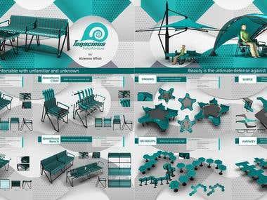 Technacius Plastic Furniture Design