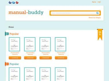 Manual Buddy