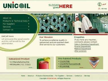 UniCoil website demo