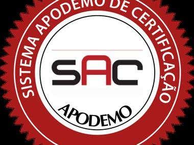 Certification badge