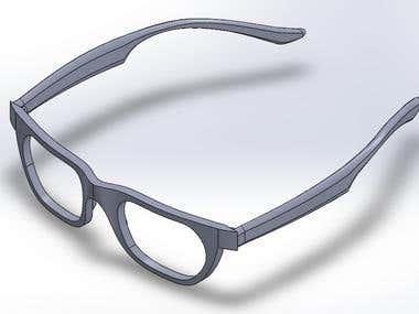 SolidWorks Sunglasses