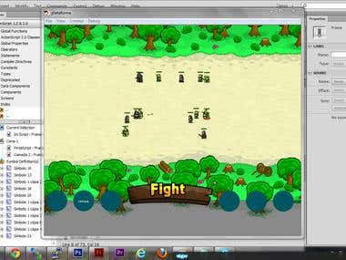 Flash Game Platform for Facebook