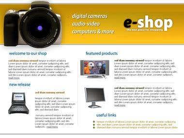 PHD 2 HTML Website