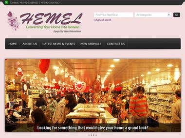 Hemel Decoration Store