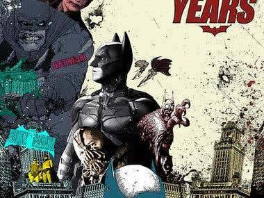 Batman Photoshop 75 promo poster