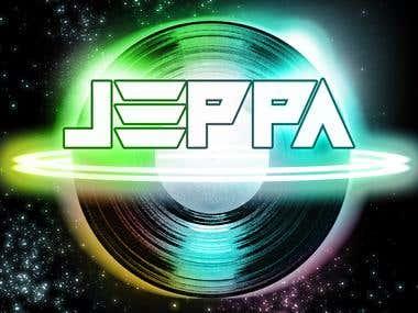 DJ JEPPA LOGO DESIGN...