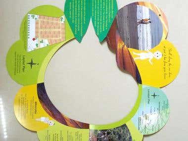 Brochure Design for Brahmavrunda Developers