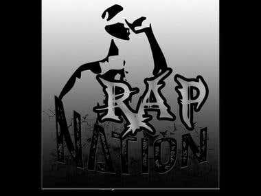 Logo Rap Nation