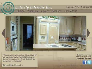 entirely interiors
