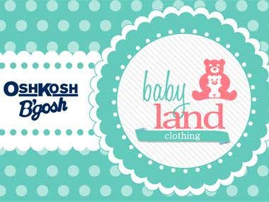 Baby Land Kids Clothing