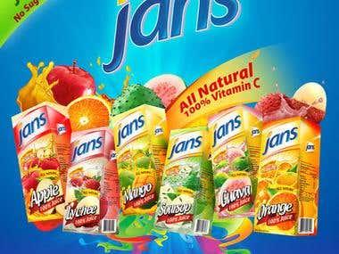 jans packaging