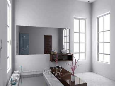 Residential architectural work