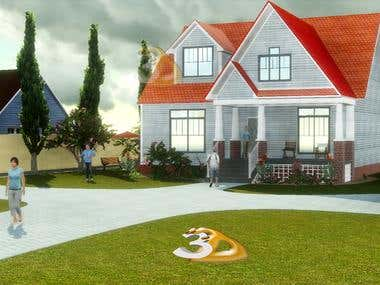 Residencial House
