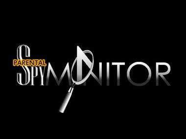 Logo Spy Monitor
