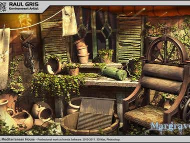 3D Environment (Games)