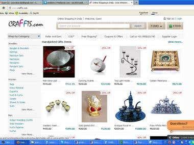 SEO for craffts.com