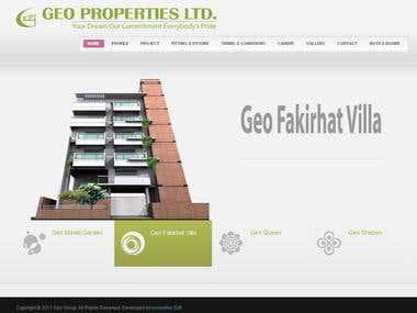 Geo Proprerties Limited