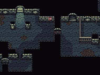 Dungeon/Castle tilesets