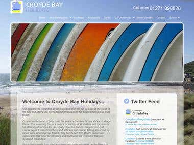 Croyde Bay Holidays (UK)