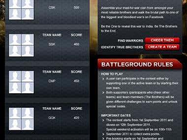 Microsoft - Xbox Live - Gears of War